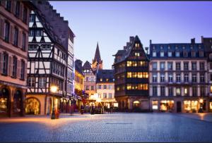 Les monuments de Strasbourg, propices à de grandes chasses au trésor !